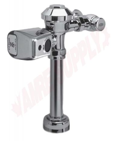Photo 1 of ZER6000AV-CPM : Zurn AquaSense Sensor Exposed Water Closet Flush Valve, 1-1/2 Top Spud, 13 LPF/3.5 GPF