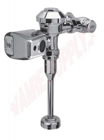 Photo 1 of ZER6003AV-CPM : Zurn AquaSense Sensor Exposed Urinal Flush Valve, 3/4 Top Spud, 5.7 LPF/1.5 GPF