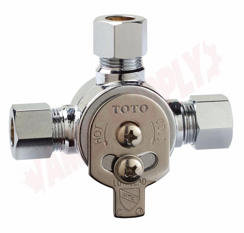 TOTO TEL135-C20E#CP Parts : Part List   Amre Supply