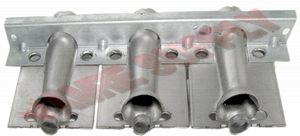 1173067 Icp Keeprite Furnace Inshot Gas Burner Assembly