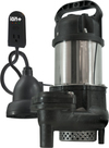 Ion Products Sump Pump With Built In High Water Alarm, 78 GPM