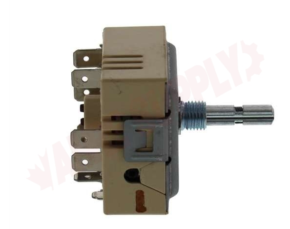 White Frigidaire 318191023 Surface Element Switch