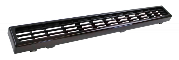 Photo 1 of 8184608 : Whirlpool Microwave Vent Grille, Black
