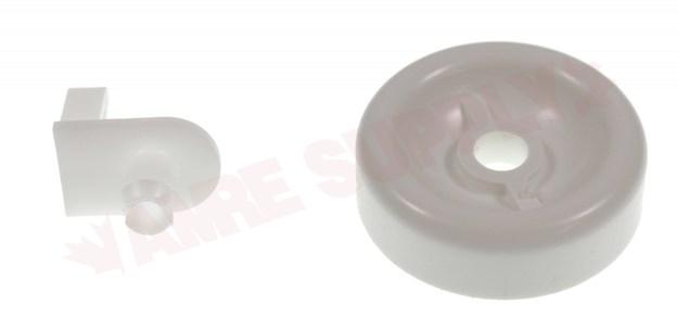 WG04A03477 : GE Dishwasher Lower Dishrack Roller embly ... on