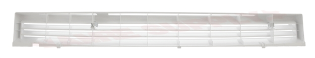 Photo 3 of W10450172 : Whirlpool Microwave Vent Grille, White