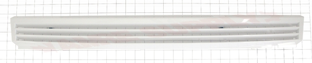 Photo 9 of W10450172 : Whirlpool Microwave Vent Grille, White
