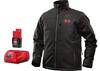Milwaukee M12 Heated Jacket, Black, Extra Large