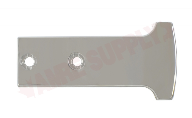 Whirlpool Refrigerator Door Handle End Cap Kit, Chrome