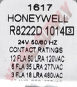 rd honeywell dpdt general purpose relay v amre supply grids shown are 1 x 1