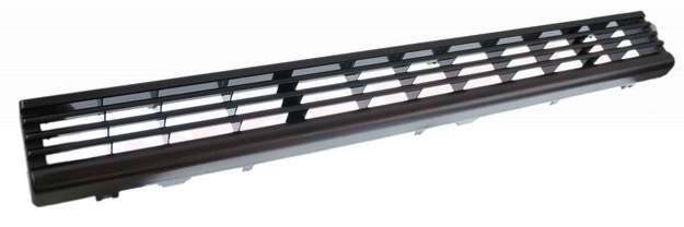 Whirlpool Microwave Vent Grille Black