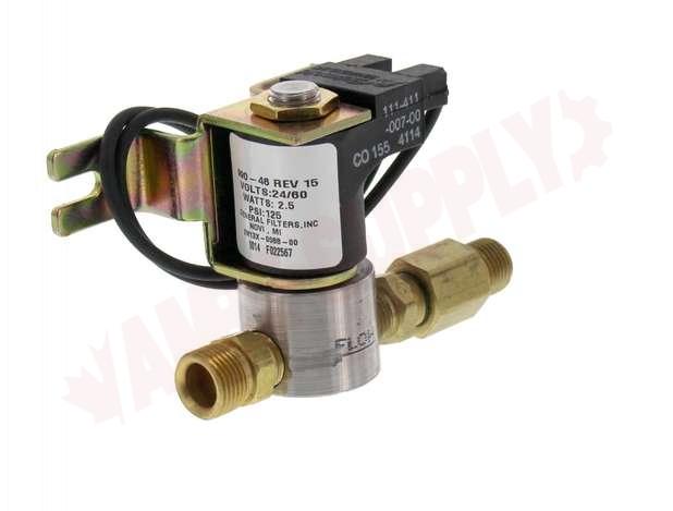 Photo 8 of GF-109942 : GeneralAire Humidifier Solenoid Valve, 24V, 6 Gallon/hr
