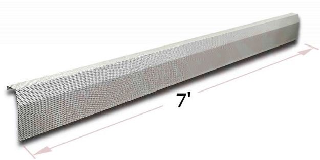 Photo 1 of BB003-84 : Baseboarders Premium Heater Cover Panel, Tall, 84