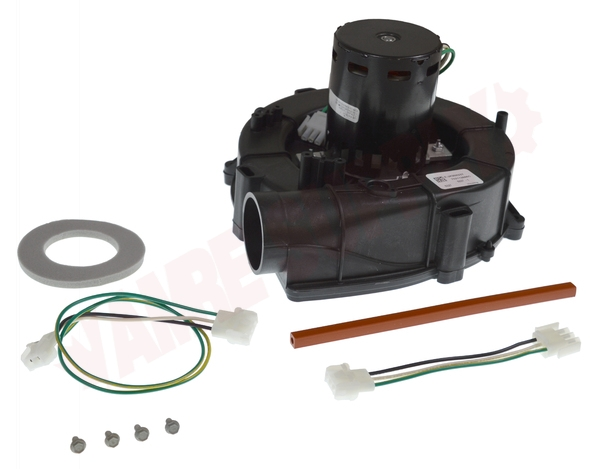 Photo 9 of 93W13 : Lennox Combustion Air, Flue Exhaust, Draft Inducer Blower Assembly Kit