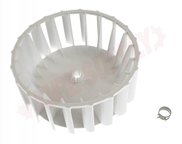 Photo 9 of Y303836 : Whirlpool Dryer Blower Wheel, 7-1/2