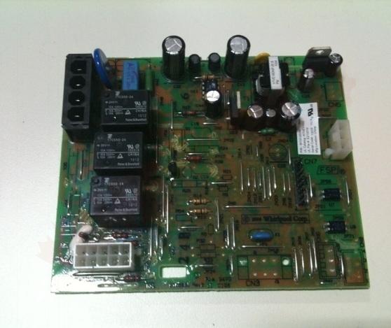Wpw10135090   Whirlpool Refrigerator Main Control Board