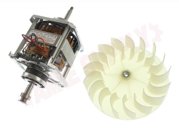Photo 9 of WW02F00346 : GE Dryer Drive Motor Kit