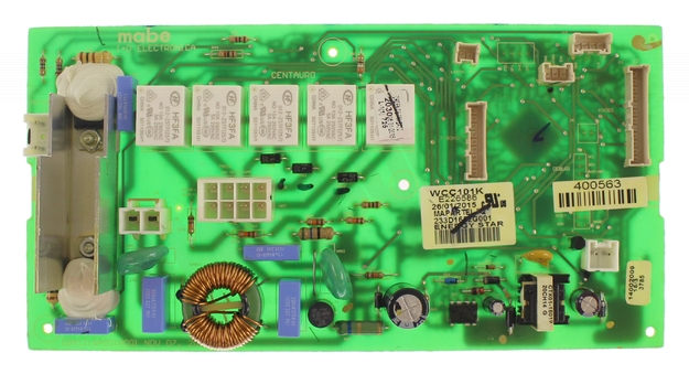 Photo 2 of WW03F00103 : GE Washer Electronic Control Board