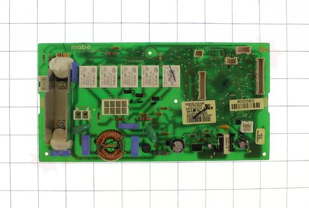 Photo 6 of WW03F00103 : GE Washer Electronic Control Board