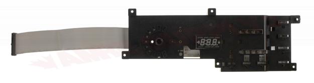 Photo 9 of WW03F00330 : GE Dryer User Interface