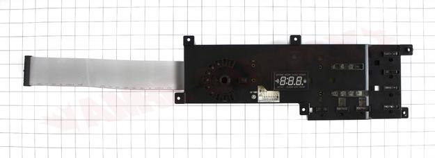 Photo 12 of WW03F00330 : GE Dryer User Interface