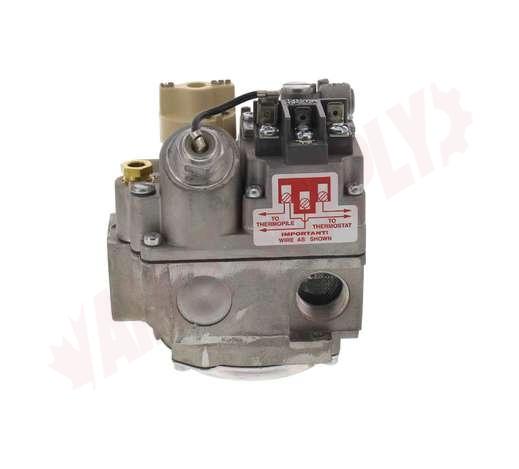 700-502 : Robertshaw 750 Millivolt Dual Gas Valve, 1/2
