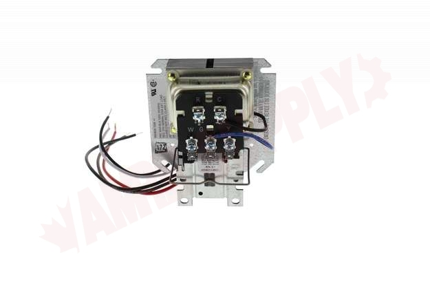 Amazing R8285A1048 Honeywell Fan Center Relay Transformer Spdt 120V Wiring Cloud Hisonuggs Outletorg