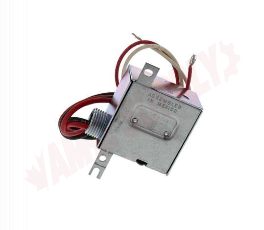 R841D1036 : Honeywell Relay, SPST, 24V, for Electric Heaters