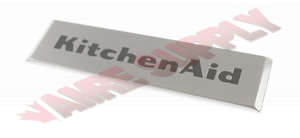 kitchenaid nameplate. Photo Of W10839793 Kitchenaid Nameplate A