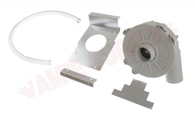 Photo 9 of FB-RFB200 : Blower Draft Inducer, Flue Exhaust 1/24HP 3200RPM 115V Olsen
