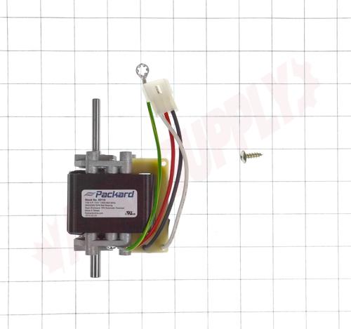 Photo 17 of 65118 : Packard Motor Draft Inducer, Flue Exhaust 2 Speed 1/30HP 115V Carrier HC21ZE118