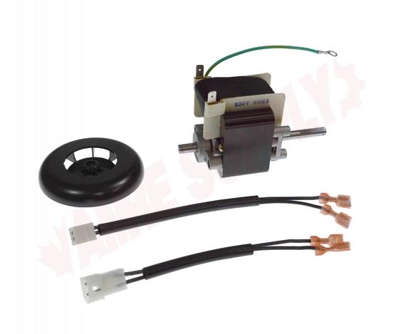 Photo 9 of 65570 : Packard Motor & Fan Blade Kit Draft Inducer, Flue Exhaust 3000RPM 230V Carrier HC24HE230