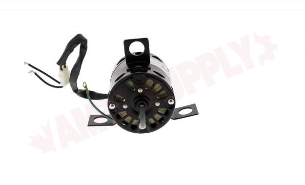 Photo 1 of 82121 : Packard Motor Draft Inducer, Flue Exhaust 3.3 Dia. 1/33HP 3000RPM 115V Carrier Replacement