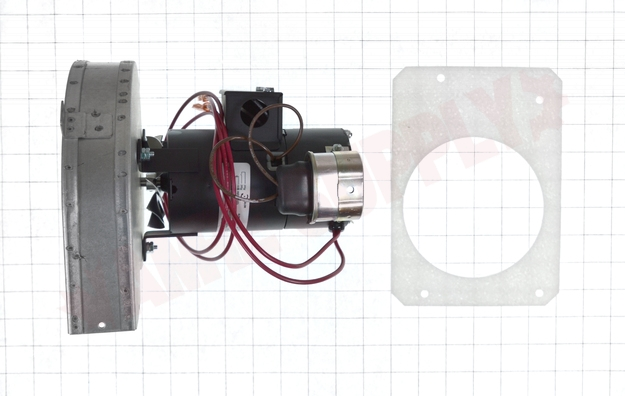 Photo 14 of FB-RFB101 : Blower Draft Inducer, Flue Exhaust 1/12HP 3200RPM 208/230V with End Switch Lennox