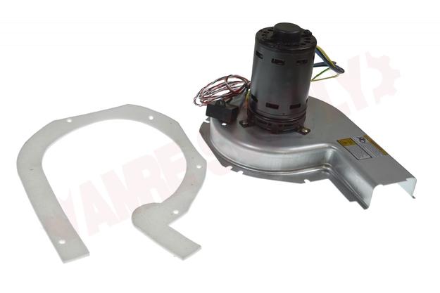 Photo 9 of 66649 : Packard Blower Draft Inducer, Flue Exhaust Assembly 1/16 HP 3450RPM 208/230V Carrier