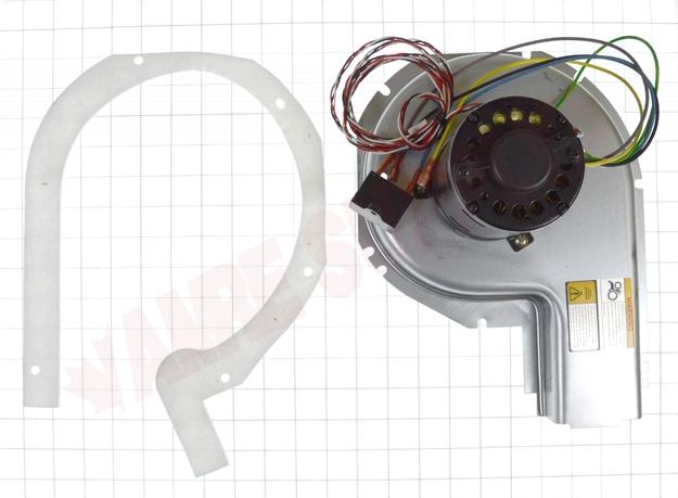 Photo 14 of 66649 : Packard Blower Draft Inducer, Flue Exhaust Assembly 1/16 HP 3450RPM 208/230V Carrier