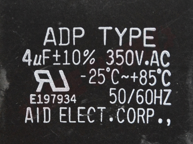 Photo 16 of 66649 : Packard Blower Draft Inducer, Flue Exhaust Assembly 1/16 HP 3450RPM 208/230V Carrier