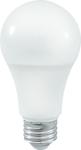 9.5W OMNI A19 LED LAMP, 2700K, 4/PACK