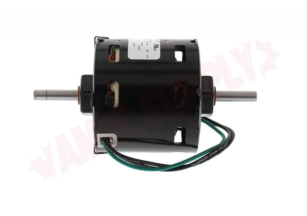 S99080151 Broan Nutone Exhaust Fan Motor Double Shaft 362