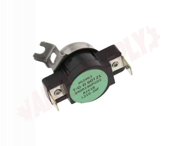 WW02F00173 : GE Dryer High Limit Thermostat on