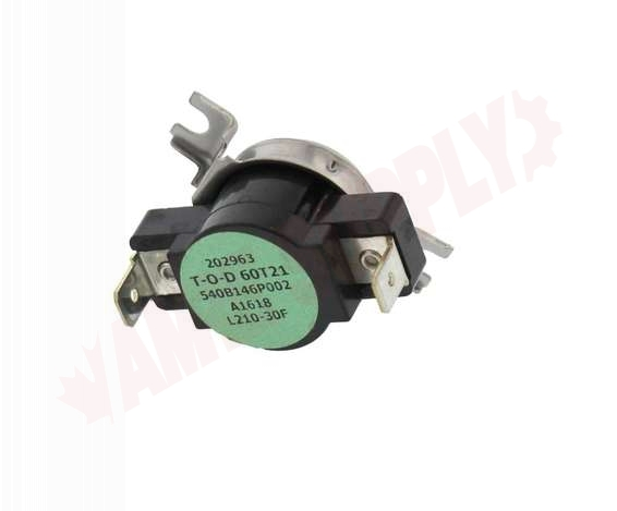 Photo 6 of WW02F00173 : GE Dryer High Limit Thermostat