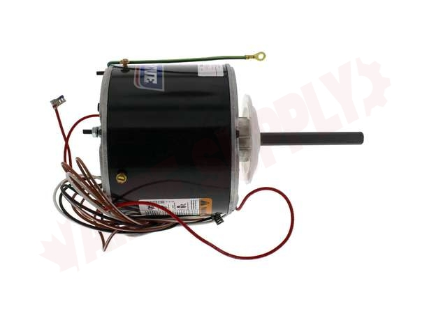 Photo 2 of 5462 : Emerson Rescue 1/6 -1/3HP Condenser Fan Direct Drive Motor 5.6 Dia. 1075 RPM, 208/230V
