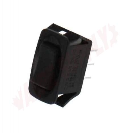 99030347 : Broan Nutone Range Hood Fan Switch, 2 Speeds, Black