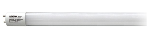 Photo 1 of S9722 : 15W T8 Linear Ballast Bypass LED Lamp, 48, 4000K