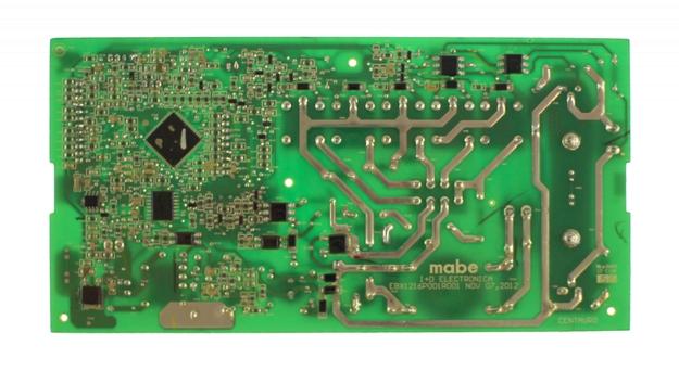 Photo 3 of WW03F00334 : GE Washer Electronic Control Board