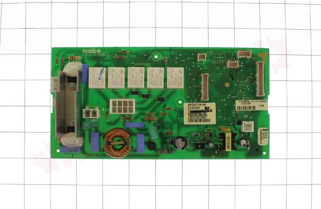 Photo 5 of WW03F00334 : GE Washer Electronic Control Board