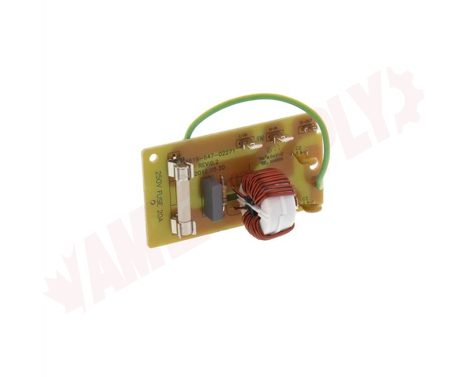 W10422269 Whirlpool Microwave Noise Filter