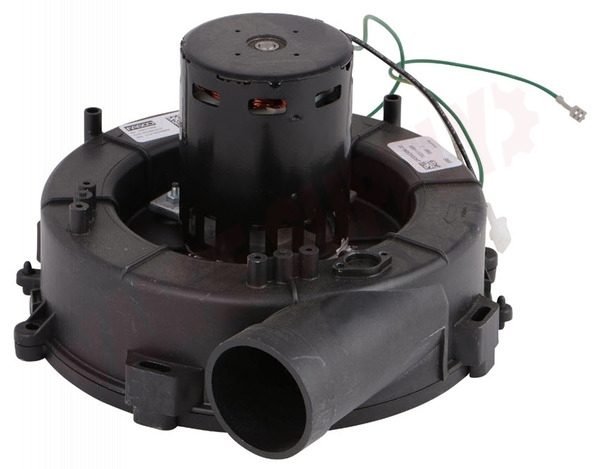 Photo 1 of 47M55 : Lennox Combustion Air, Flue Exhaust, Draft Inducer Blower Assembly