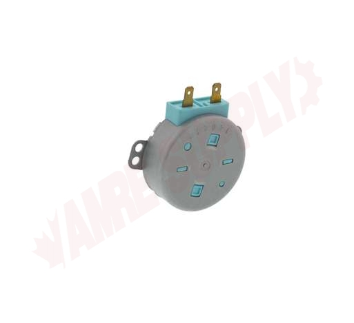Photo 5 of W10210848 : Whirlpool Microwave Turntable Motor Assembly