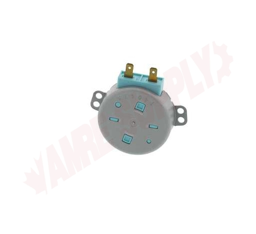 Photo 6 of W10210848 : Whirlpool Microwave Turntable Motor Assembly