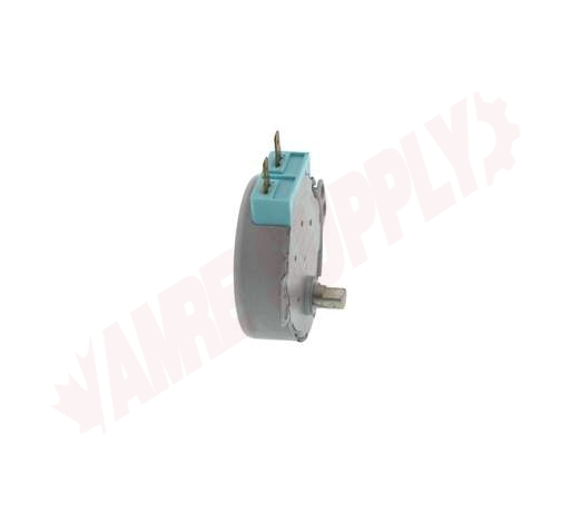 Photo 8 of W10210848 : Whirlpool Microwave Turntable Motor Assembly
